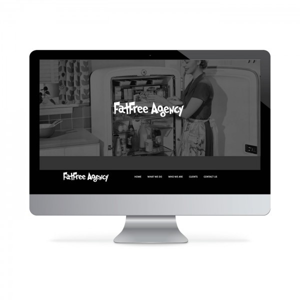 FatFree Agency Website
